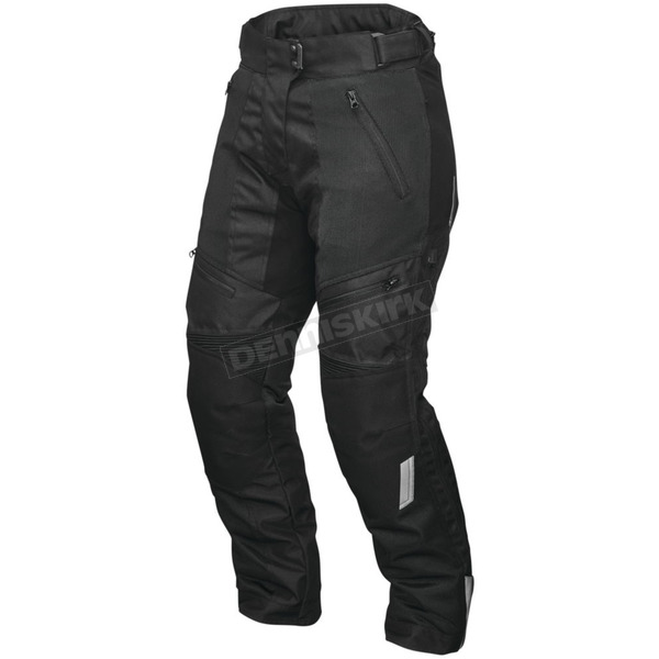 Firstgear Black/Gray Sirocco Mesh Overpants - 1007-1513-0910