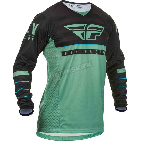 Sage Green/Black Kinetic K120 Jersey