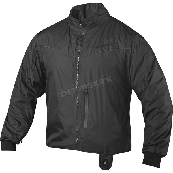 Women's Black Battery Heated Jacket Liner - 1001-1233-0154