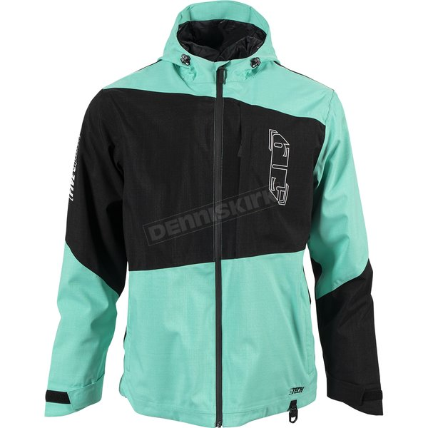 Teal Forge Shell Jacket