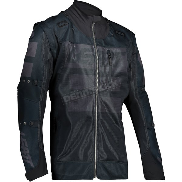 Black Moto 4.5 X-Flow Jacket