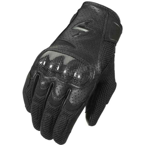 Black Vortex Air Gloves