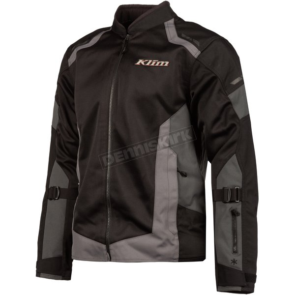 Stealth Black Induction Jacket