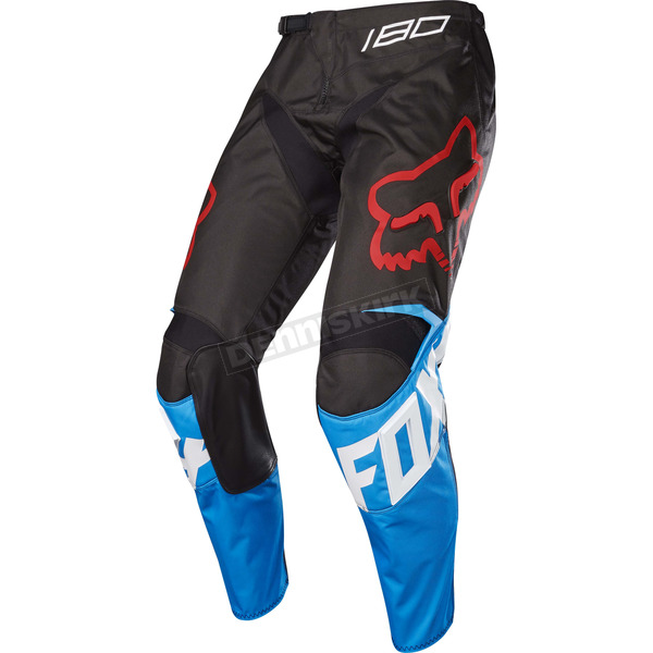 Fox Blue/Black 180 Sabbath SE Pants - 19808-023-28