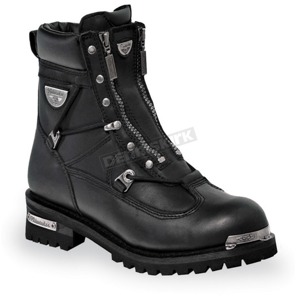 Milwaukee Motorcycle Clothing Co. Womens Throttle Boots - MB240