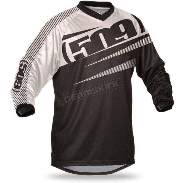 509 White Windproof Jersey - 509-JER-WPW-SM