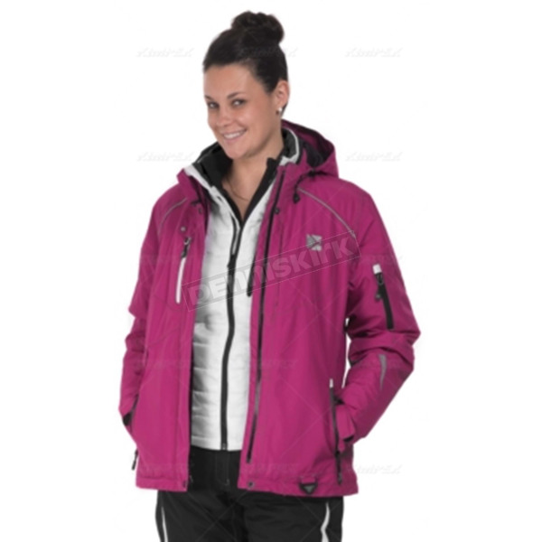 CKX Women's Violet/Gray Zenith Jacket - 601461