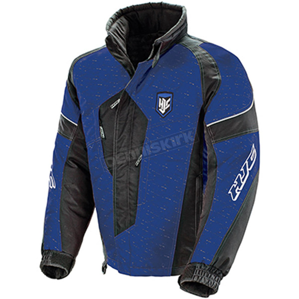 HJC Black/Blue Storm Jacket - 1501-023