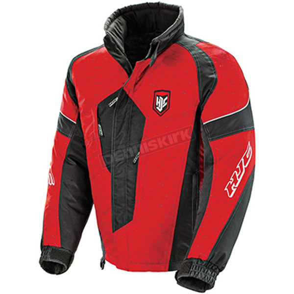 HJC Youth Red/Black Storm Jacket - 1505-013