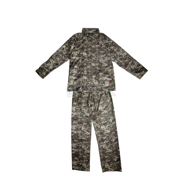 Mossi Youth Camo Ambush X Rain Suit - 51-131Y-14