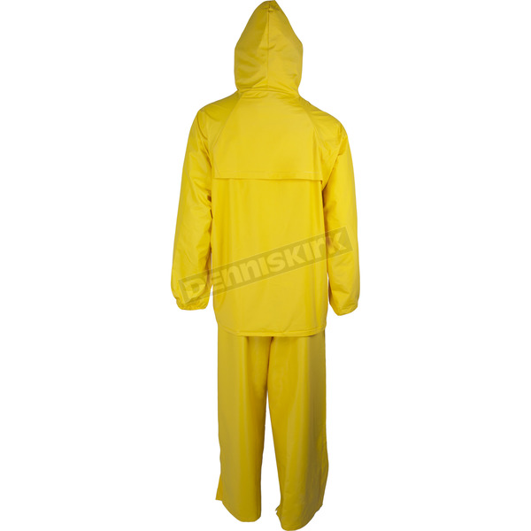 Mossi Youth Yellow SX PVC Rain Suit - 51-200YY-YM
