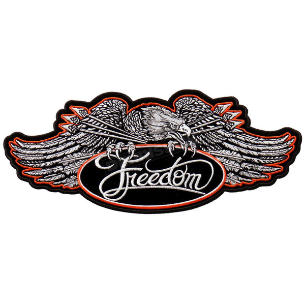 Hot Leathers Freedom Eagle 6