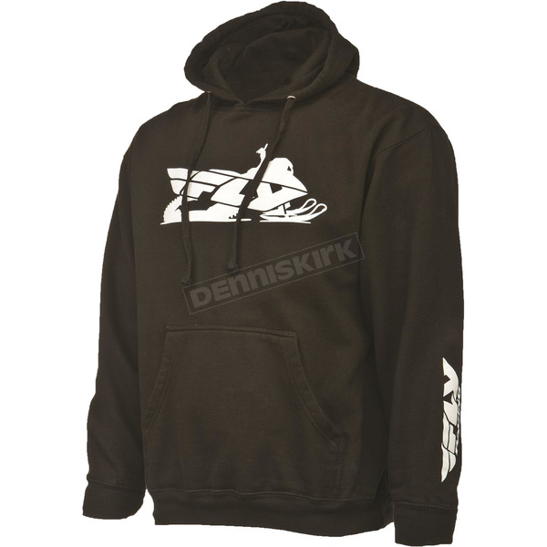 Black Primary Hoody - 354-0160L