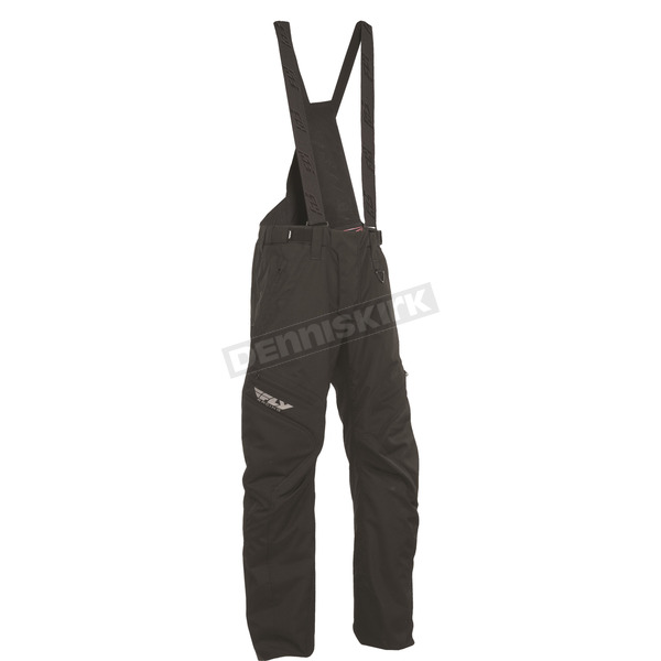 Fly Racing Black SNX Pro Lite Pants - 470-20402X