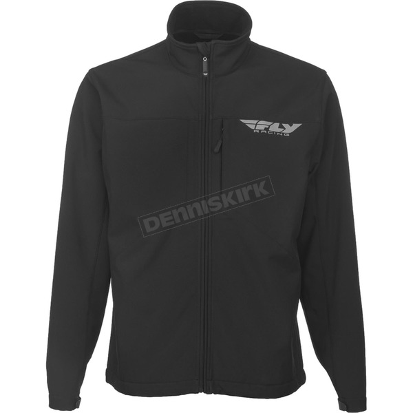 Fly Racing Black Ops Jacket - 354-6200X