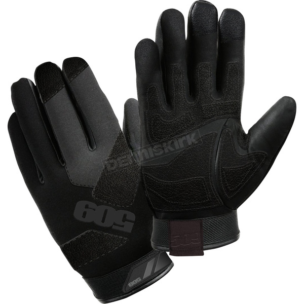 509 Black Factor Gloves - 509-GLOFAB-16-2X
