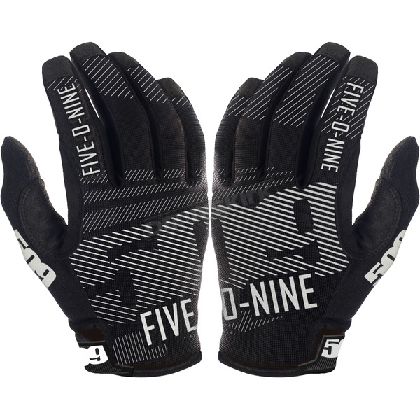 509 Black Low 5 Gloves - 509-GLOL5B-16-3X