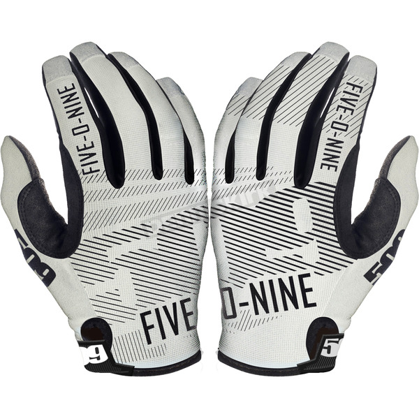 509 White Low 5 Gloves - 509-GLOL5W-16-3X