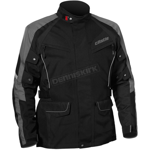 Castle X DarkGray/Black Mission Air Jacket - 17-1669X