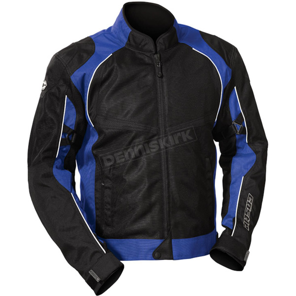 Castle X Blue/Black Pulse Jacket - 16-3126