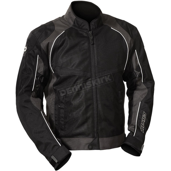 Castle X Silver/Black Pulse Jacket - 16-3166