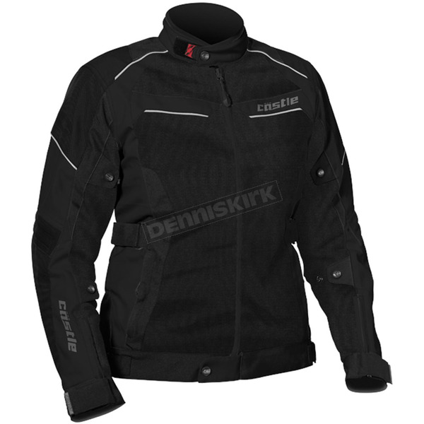 Castle X Women's Black Passion Air Jacket - 17-1879