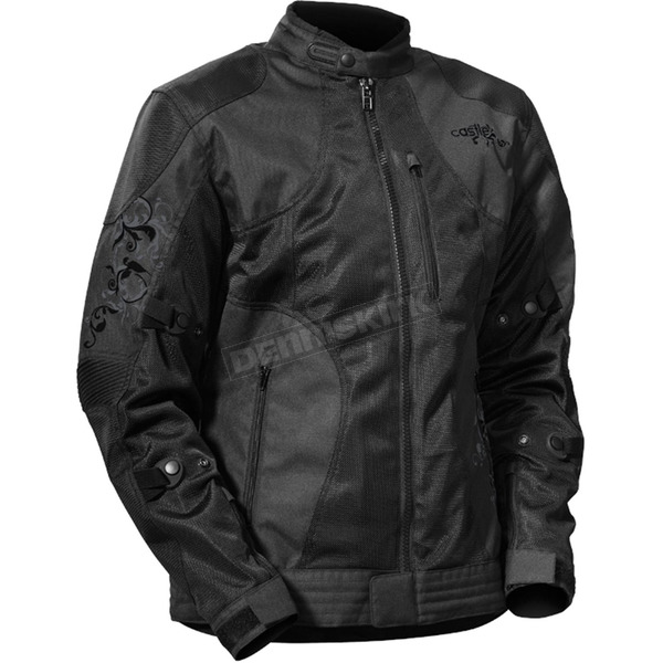 Castle X Women's Black Prism Jacket - 17-1279