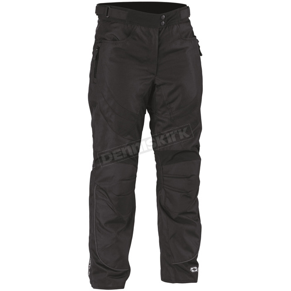 Castle X Women's Black Velocity Air Pants - 18-5178