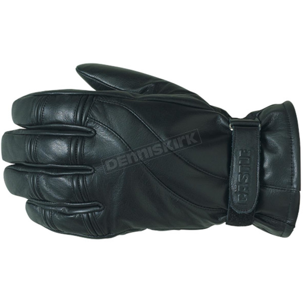 Castle X Women's Black Mid Season Gloves - 20-3026