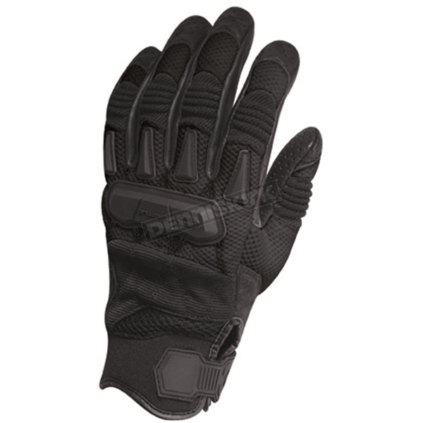 Castle X Women's Black Blast Gloves - 20-4372