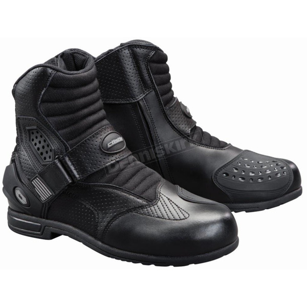 Castle X Black Kicker Boots - 24-1011