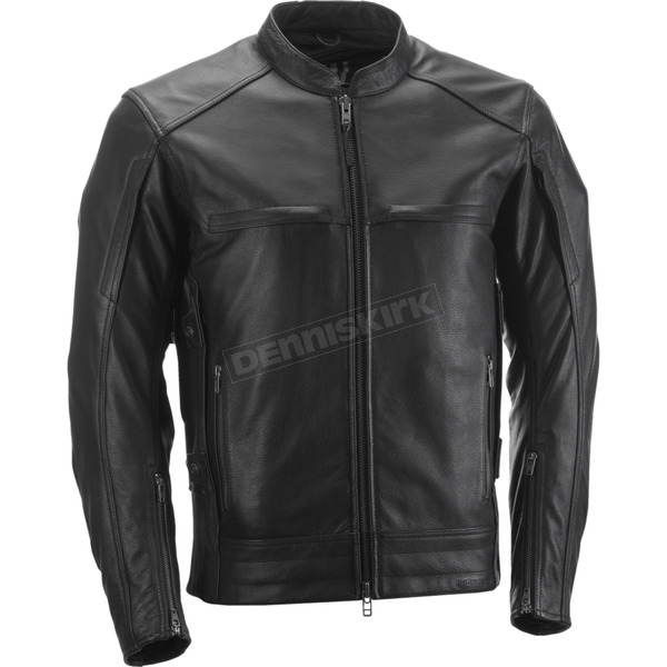 Highway 21 Black Gunner Jacket - 489-10142X