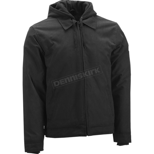 Highway 21 Black Gearhead Jacket - 489-1101X