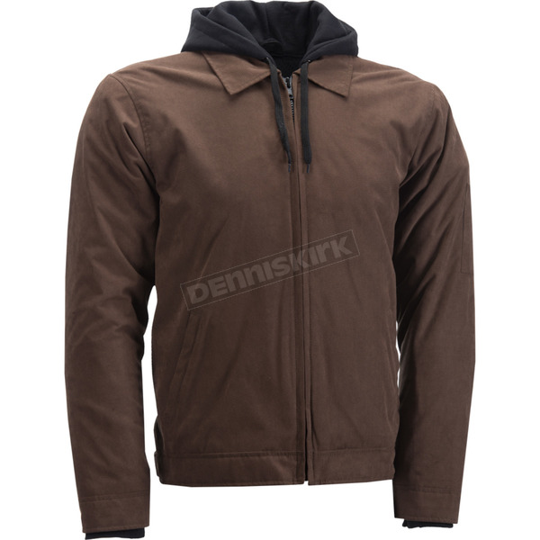 Highway 21 Brown Gearhead Jacket - 489-11023X