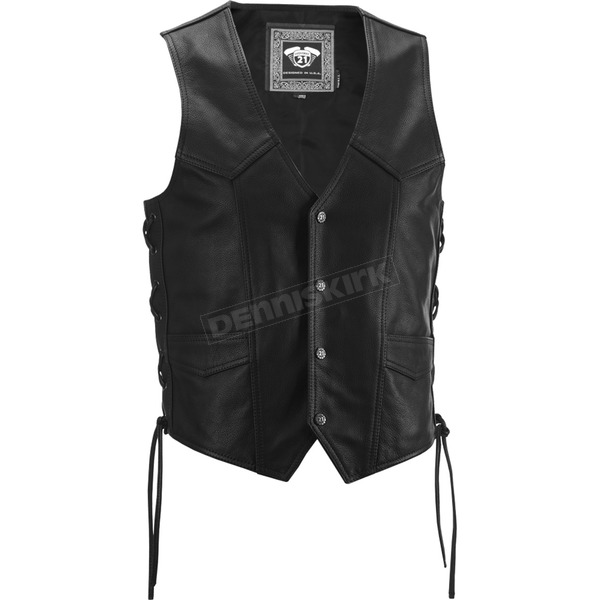 Highway 21 Six Shooter Vest - 489-1070S