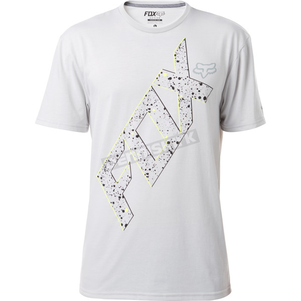 Fox Silver War Path Tech T-Shirt - 18279-064-XL