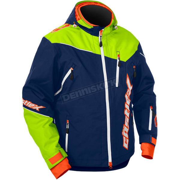 Castle X Navy/Hi-Vis Rival Jacket - 70-6028