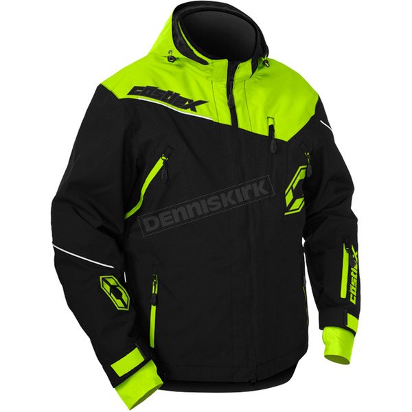 Castle X Hi-Vis/Black Rival Jacket - 70-6039T