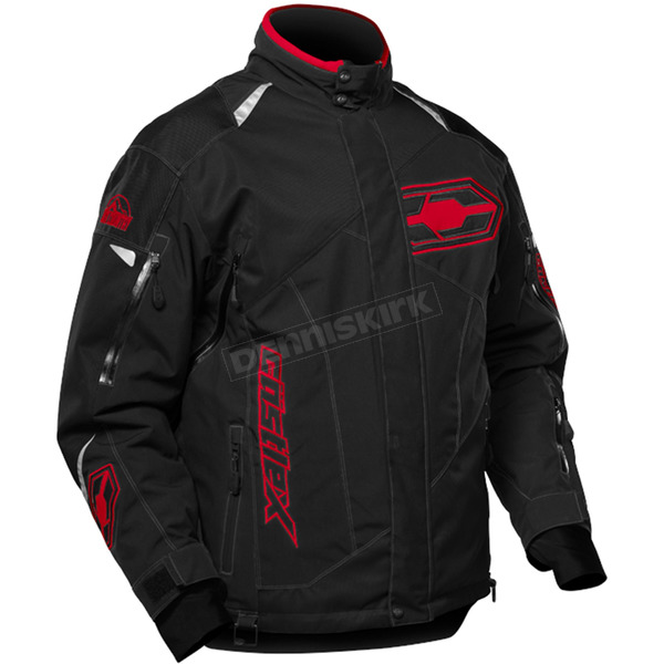 Castle X Red Thrust Jacket - 70-9619