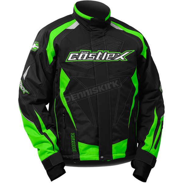 Castle X Green Charge G3 Jacket - 70-6249