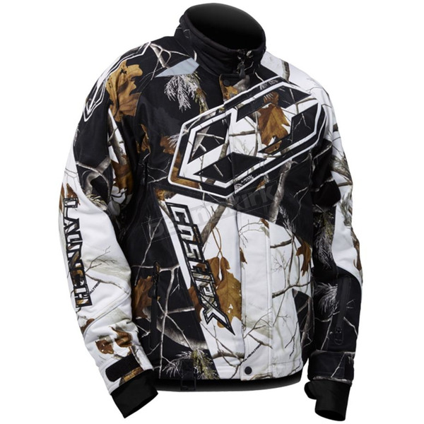 Castle X Realtree AP Black Launch G4 Jacket - 70-5499T
