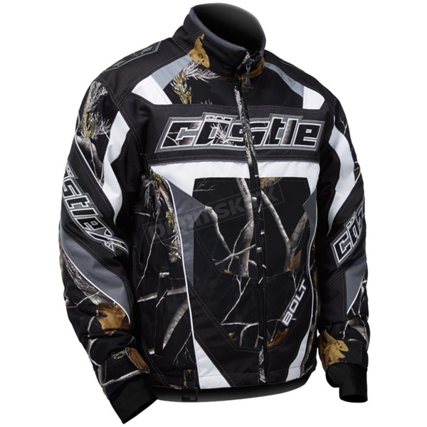 Castle X Realtree AP Black Bolt G4 Jacket - 70-5799T