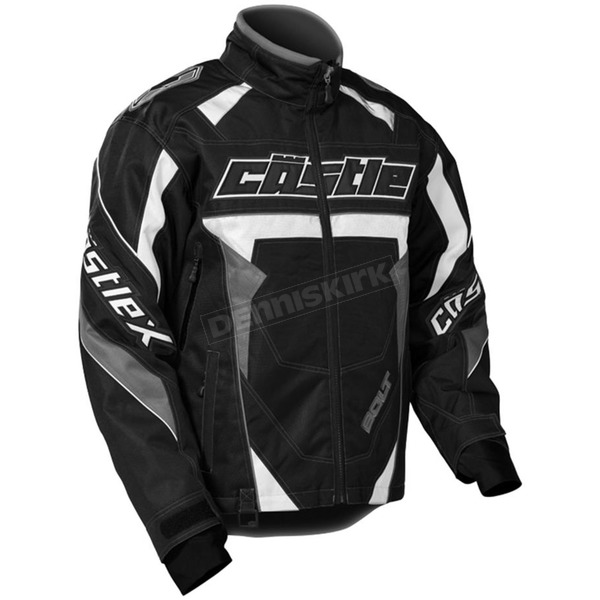 Castle X Black Bolt G4 Jacket - 70-5679