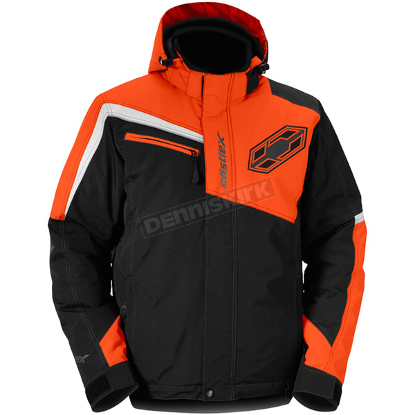 Castle X Orange/Black Phase Jacket - 70-5954