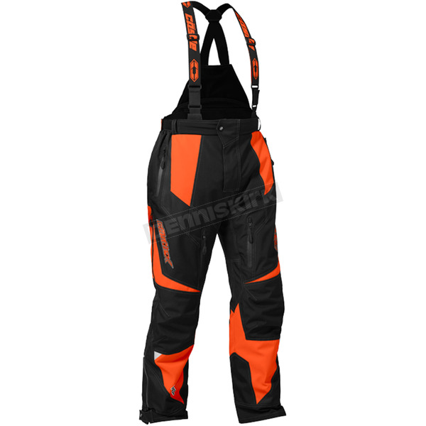 Castle X Orange/Black Fuel G6 Pants - 73-7264