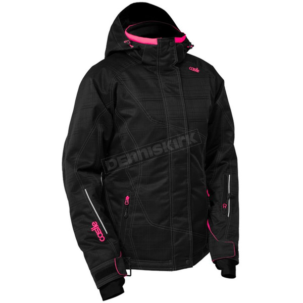 Castle X Women's Hot Pink Shadow Bliss G2 Jacket - 72-3122