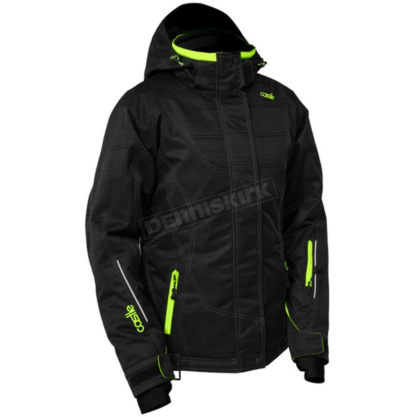 Castle X Women's Hi-Vis Shadow Bliss G2 Jacket - 72-3139