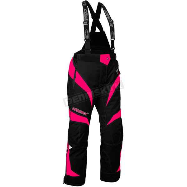 Castle X Women's Hot Pink/Black  Fuel G6 Pants - 73-7522