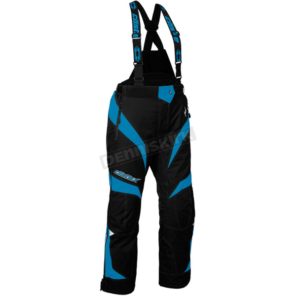 Castle X Women's Reflex Blue/Black Fuel G6 Pants - 73-7552