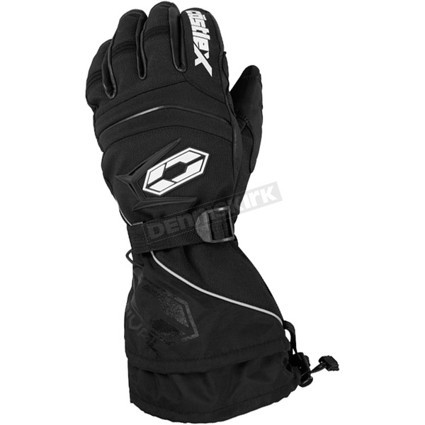 Castle X Black Rival Gloves - 74-4972